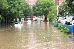 Будет еще хуже: Владивосток смыло потоками грязи и камней. Фото и видео потопа