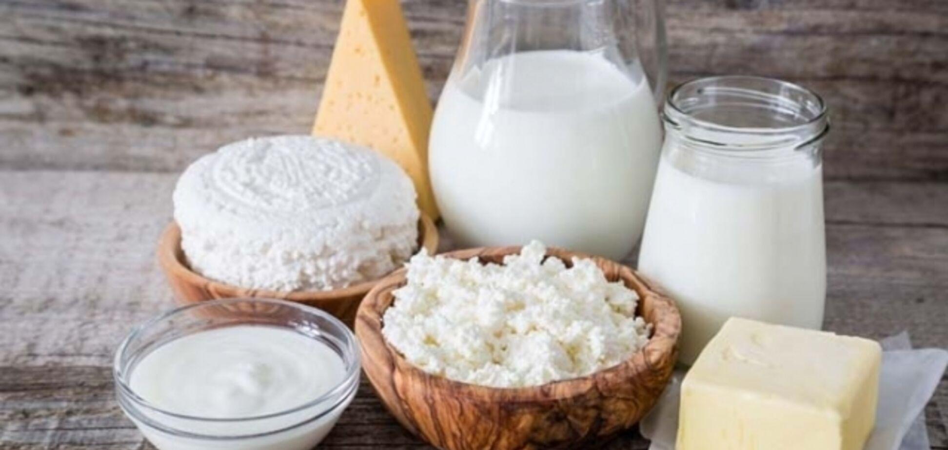 Названі п'ять вагомих причин, щоб виключити молочні продукти з раціону