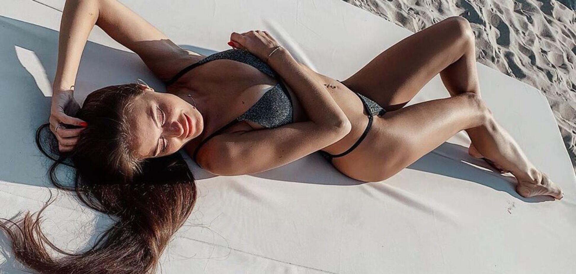 Жена непобедимого украинского боксера поразила сеть своей внешностью