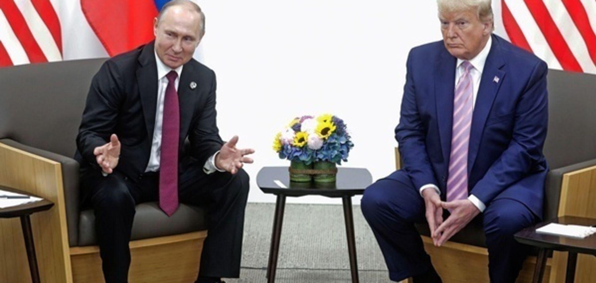 Саммит G7: стало известно, как Трамп 'кинул' Путина
