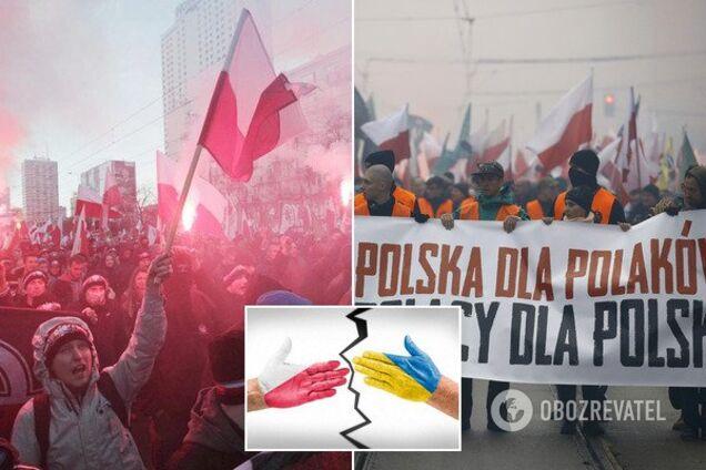У Польщі розгорівся гучний міжнаціональний конфлікт