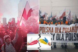 'Ніяких українців!' У Польщі відреагували на гучний міжнаціональний конфлікт