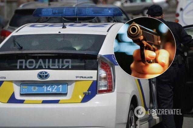 У Києві посеред вулиці трапилася стрілянина