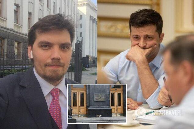 Зеленский назначит Гончарука премьером