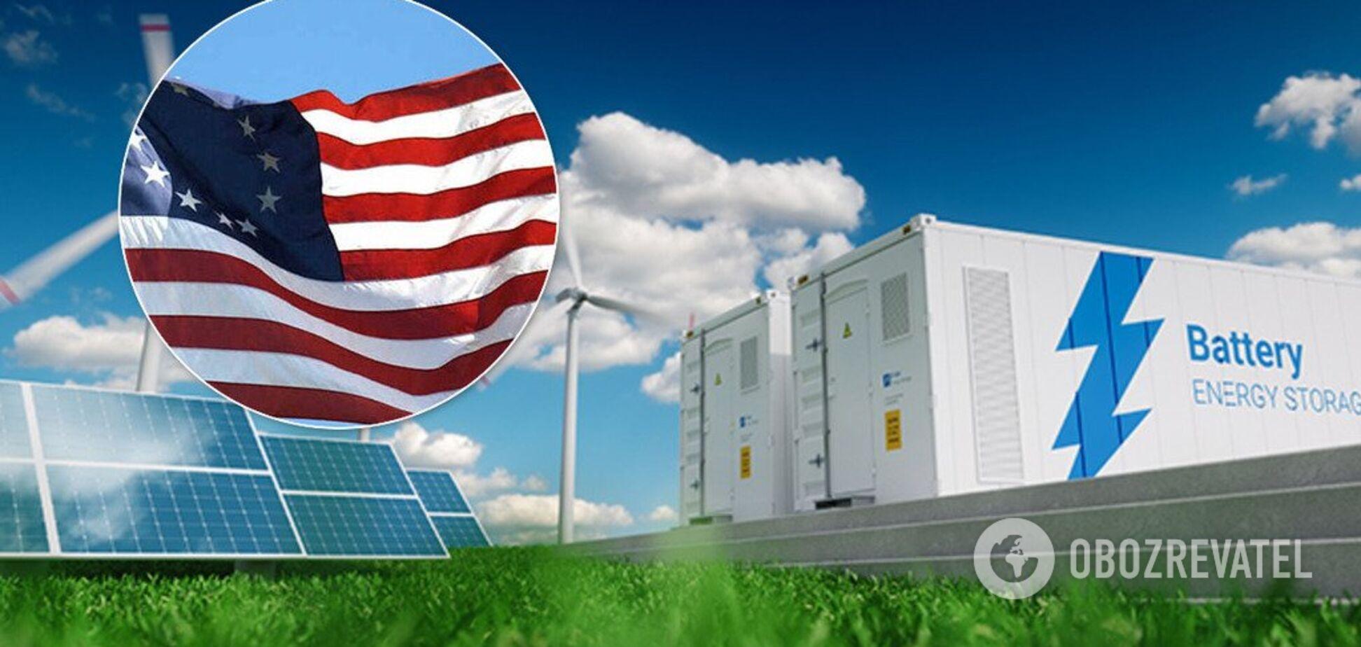 'Зеленые' технологии: чему Украина может поучиться у США