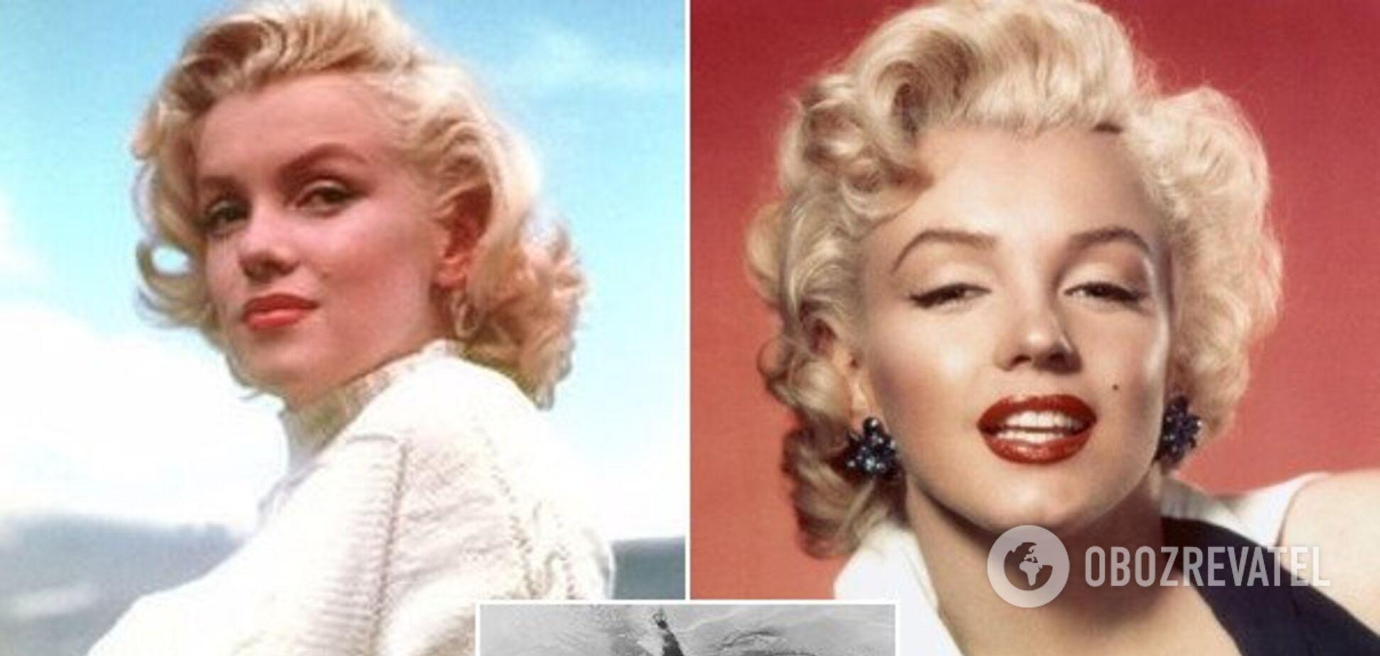 Стало известно о голых фото Мэрилин Монро