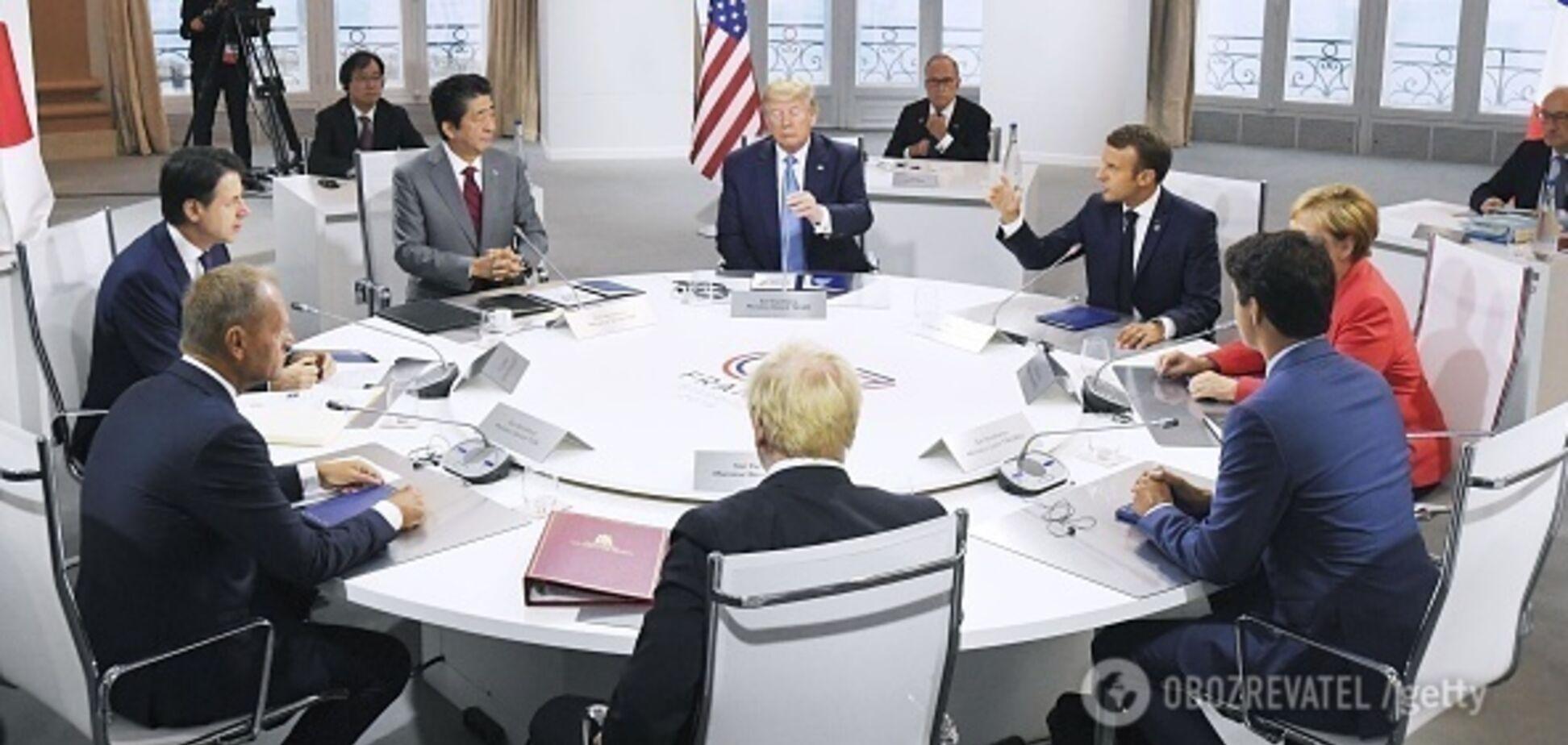 """""""США снова в изоляции"""": неожиданные результаты саммита G7"""
