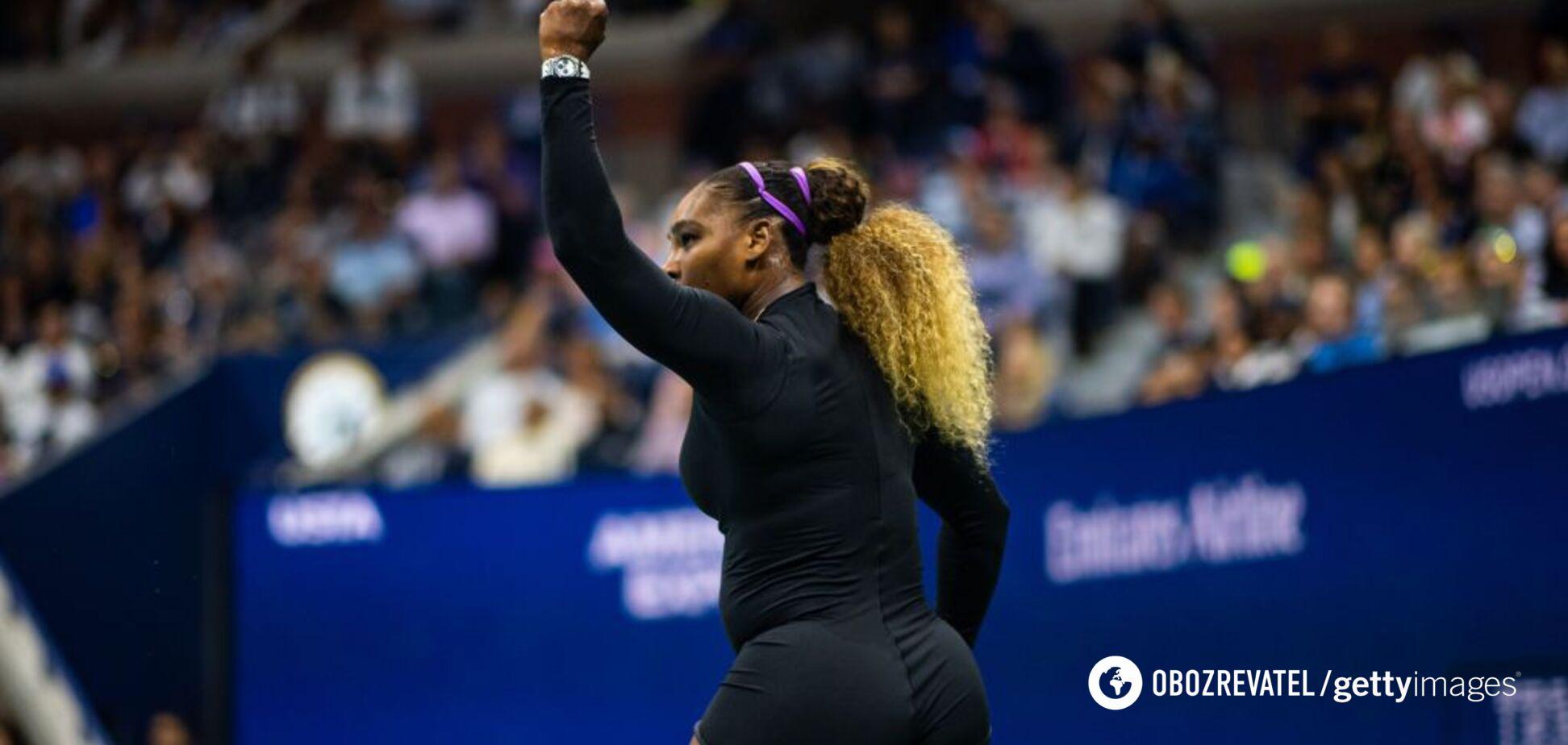 Россиянка Шарапова позорно вылетела с US Open-2019