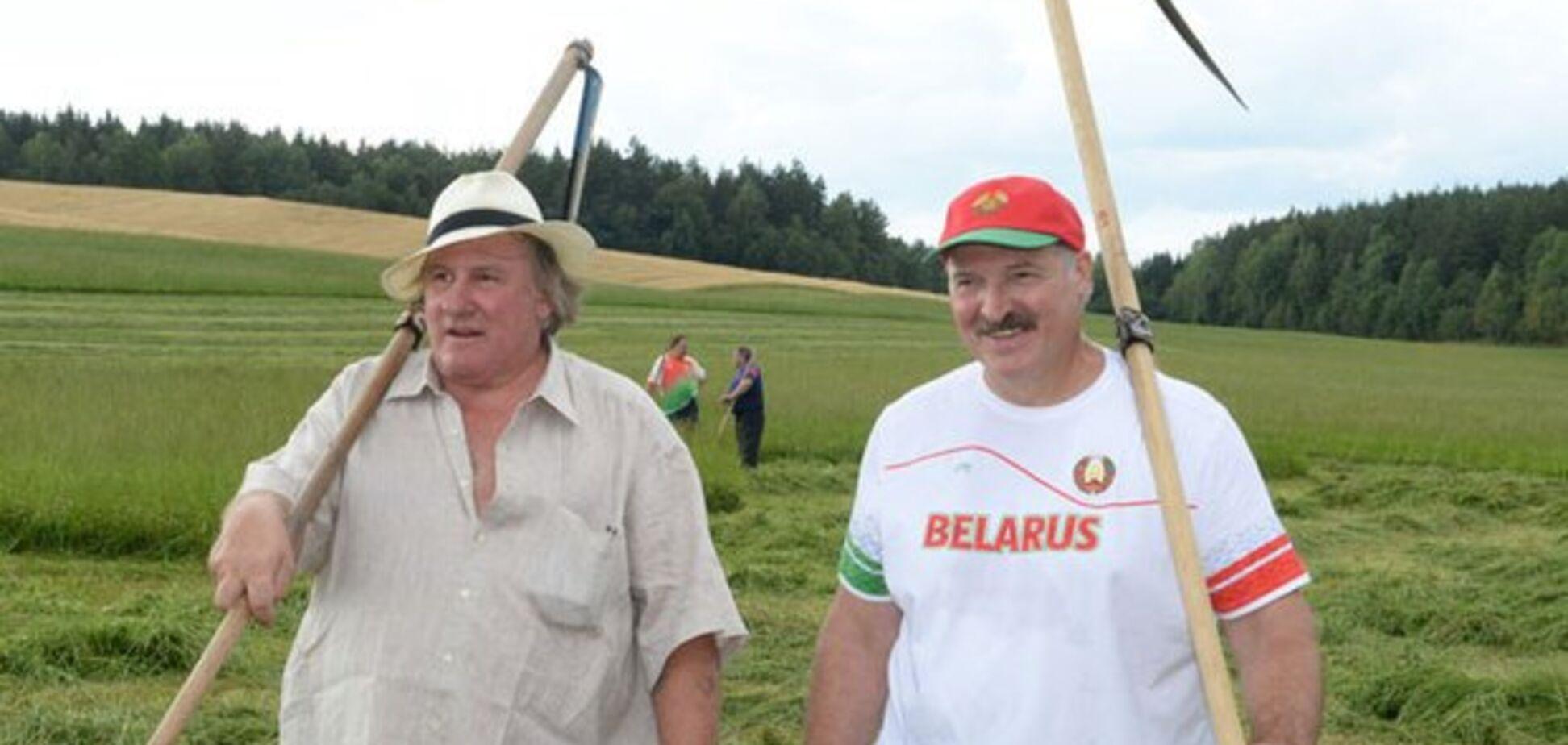 Сбежал от Путина к Лукашенко? Выяснились подробности о блудном Депардье