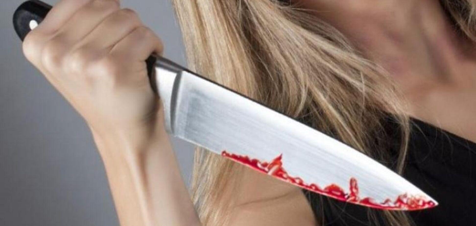 Відрізала голову та розчленувала: українка жорстоко розправилася з чоловіком-нелюдом