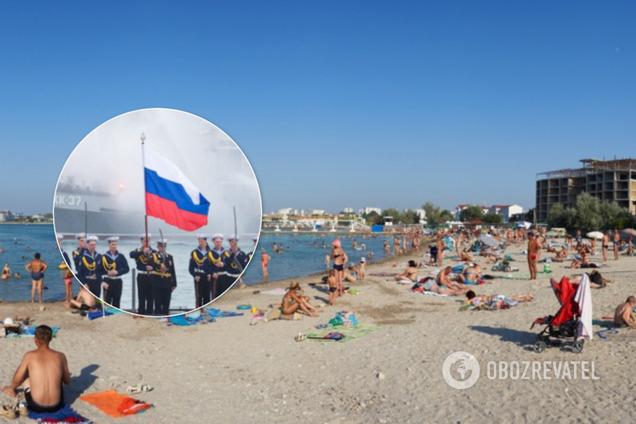У Криму військові з Росії побили сім'ю з дитиною
