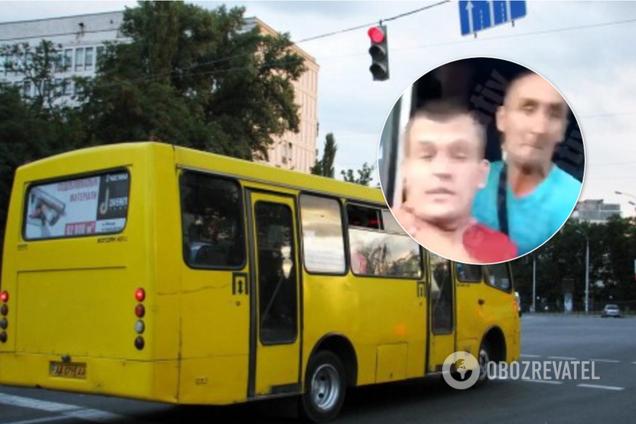 У Києві маршрутник жорстоко побив учасника Майдану