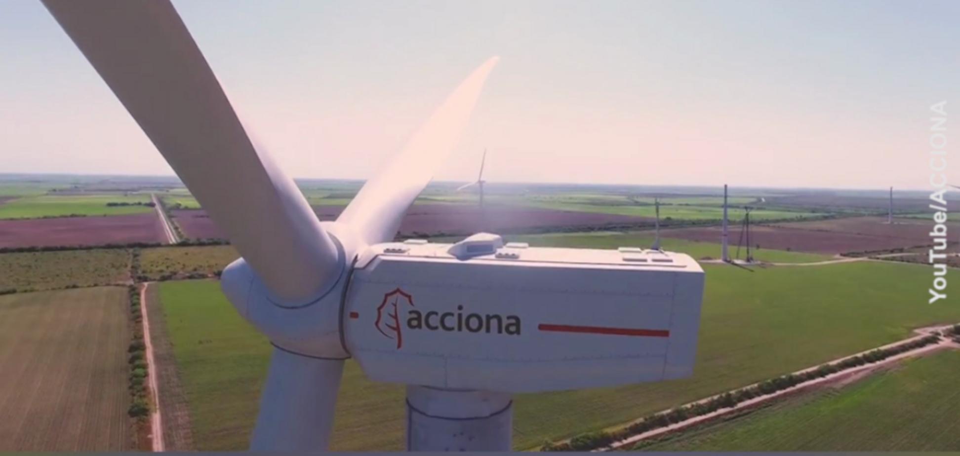 Як будують вітрові електростанції: з'явилося вражаюче відео