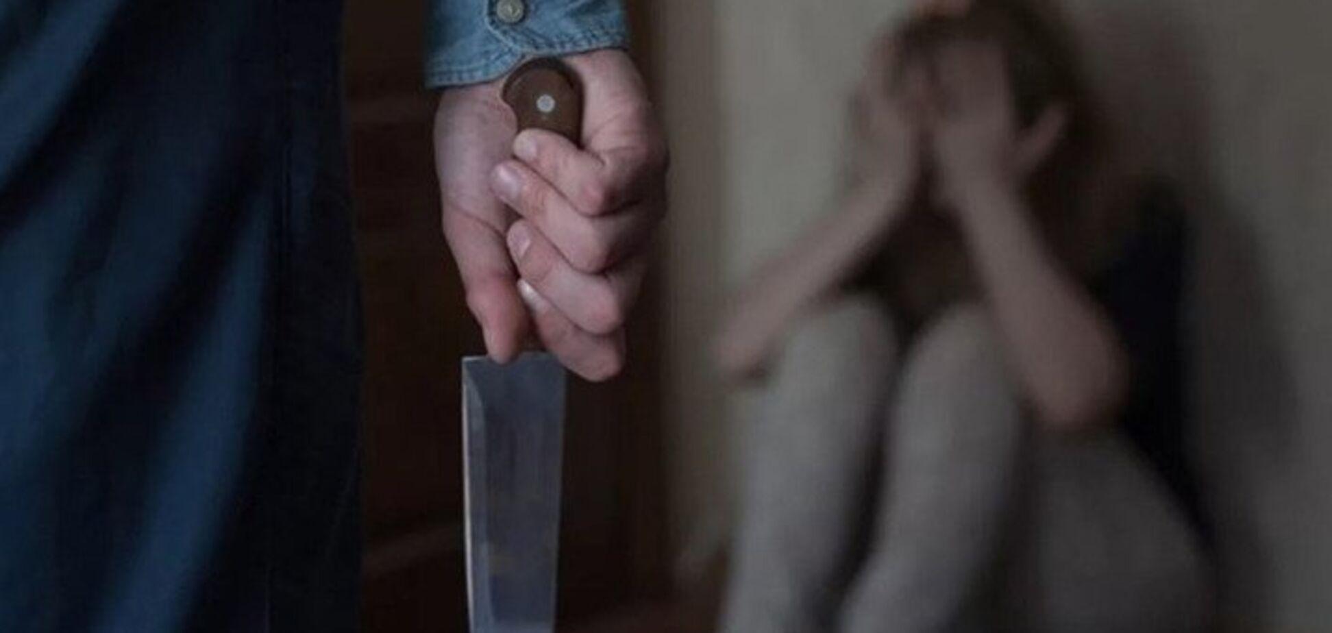 Кухонним ножем в шию: в Дніпрі чоловік по-звірячому вбив дружину