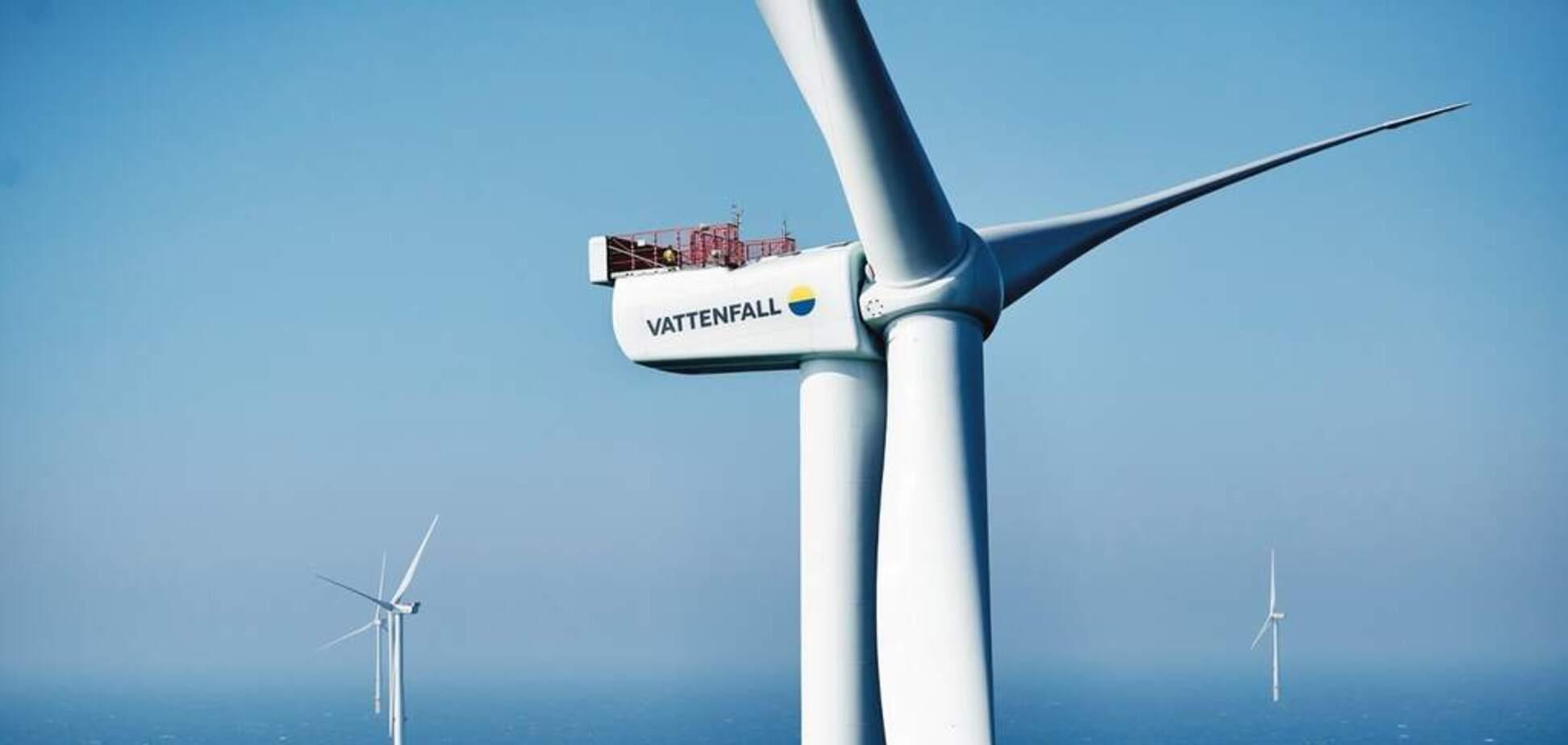 Самая большая и масштабная: в Скандинавии открыли морскую ветроэлектростанцию