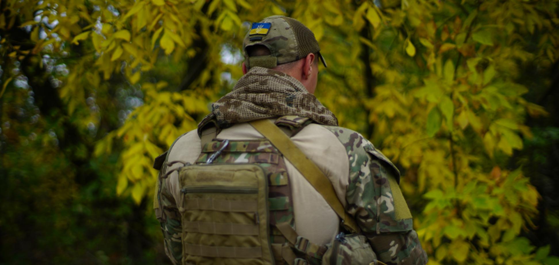 Війна за незалежність: на Донбасі поранений український захисник