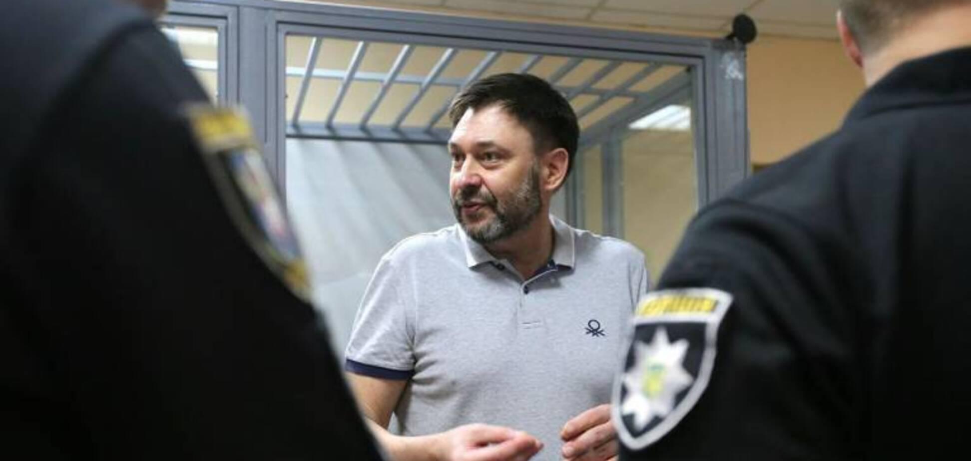 Суд відпустив Вишинського: хто він і чому був під вартою