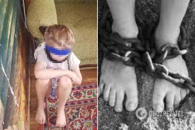 Поліція забрала чотирьох дітей у жорстокої опікунки