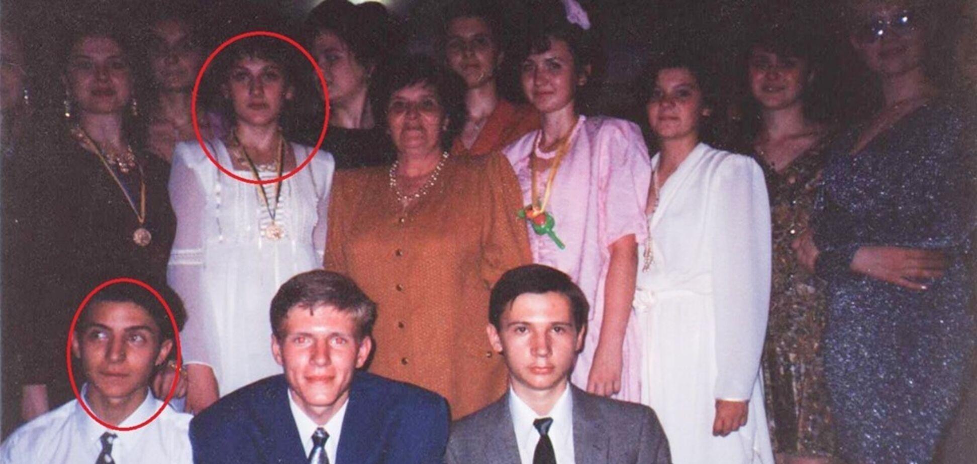Володимир Зеленський і Наталя Завітневич
