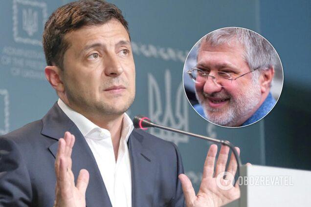 Володимир Зеленський пообіцяв захищати інтереси країни в питанні оскарження у судах націоналізації ПриватБанку