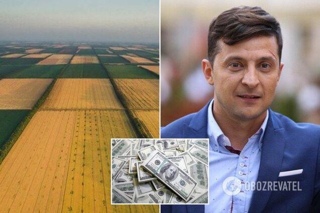 Подсчитаны доходы от открытия рынка земли в Украине