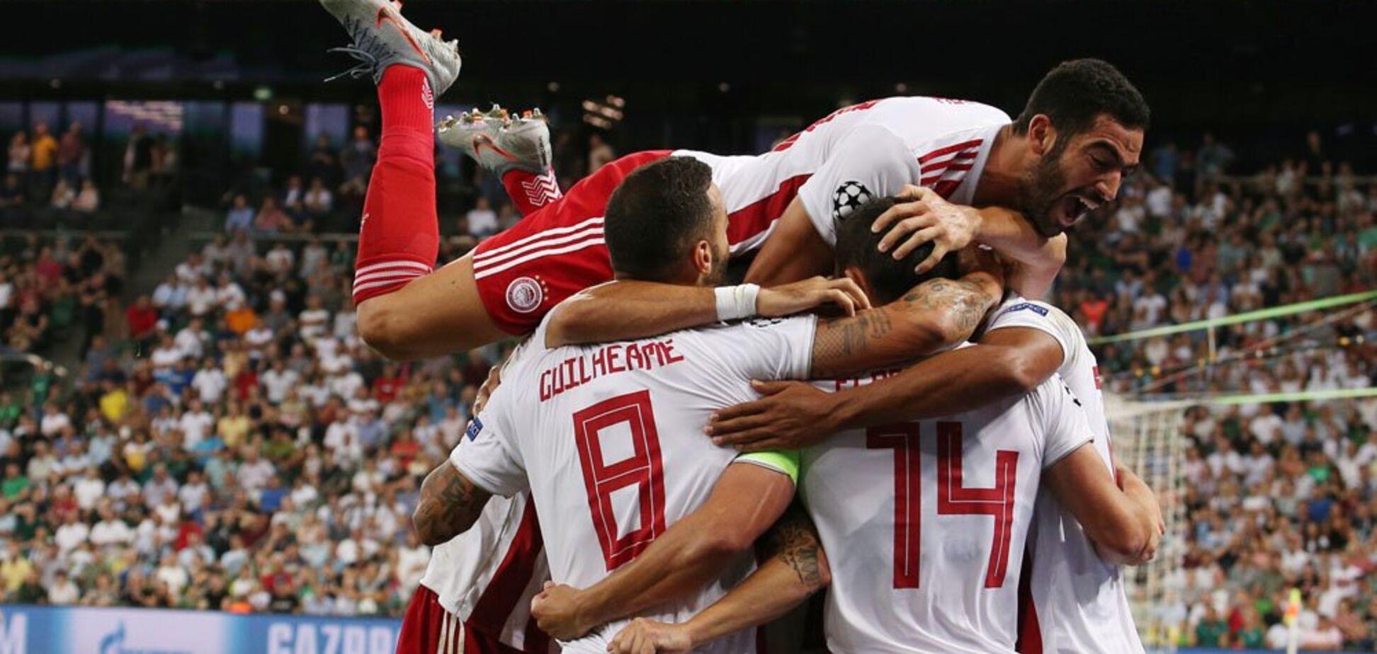 Російський клуб без шансів вилетів з Ліги чемпіонів