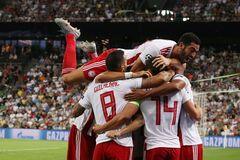Российский клуб без шансов вылетел из Лиги чемпионов