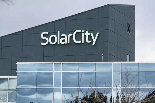 Подразделение Tesla, компания SolarCity