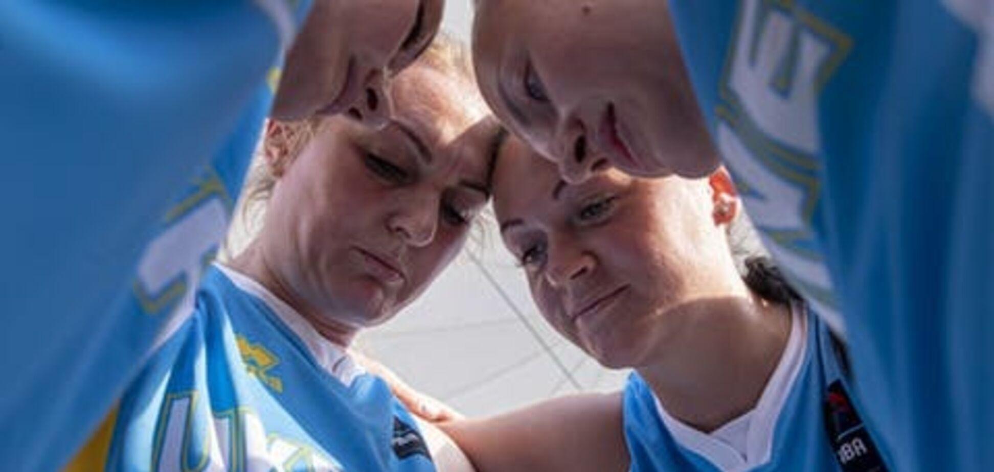 Украинки вошли в топ-4 этапа Мировой серии по баскетболу 3х3