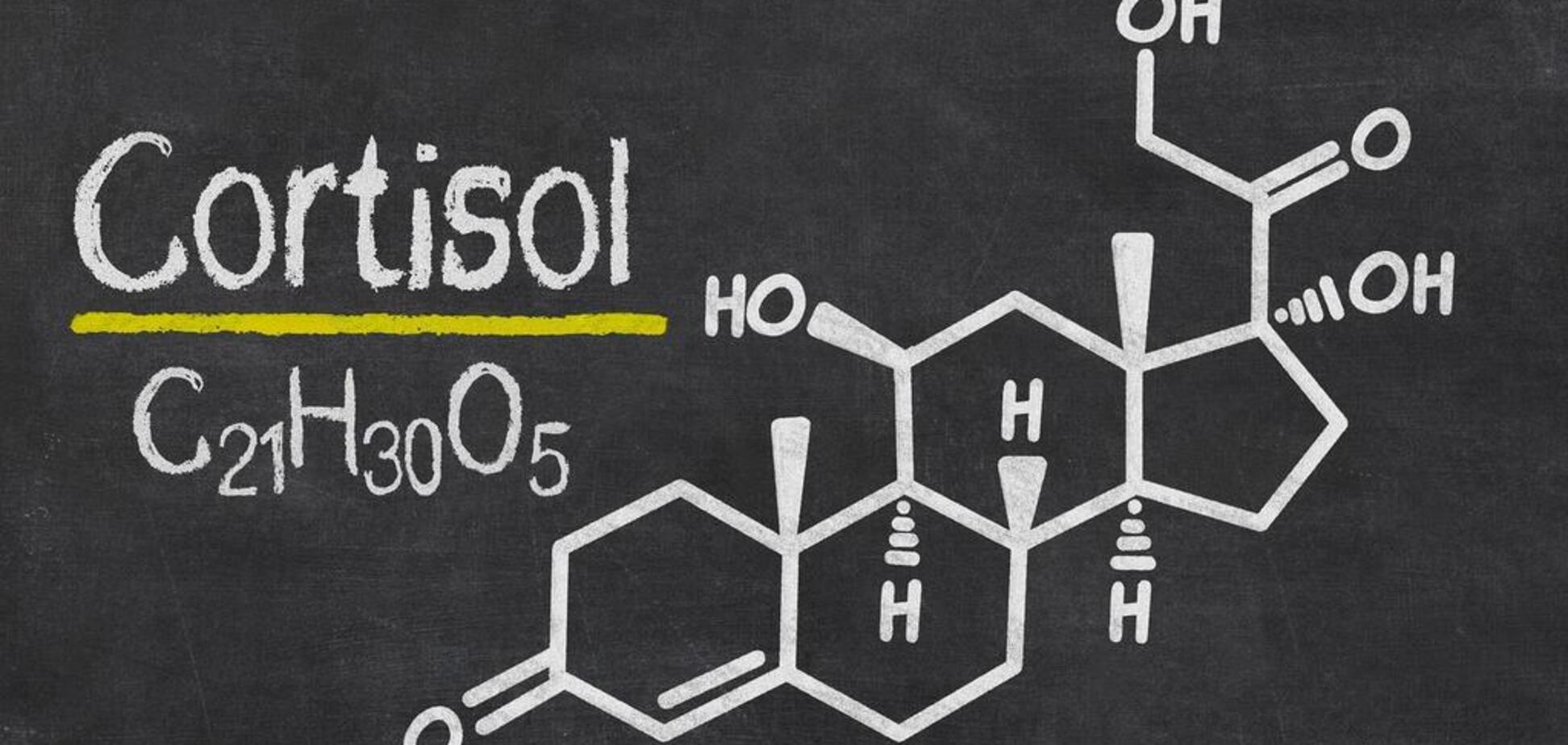 Гормоны, стресс и лишний вес