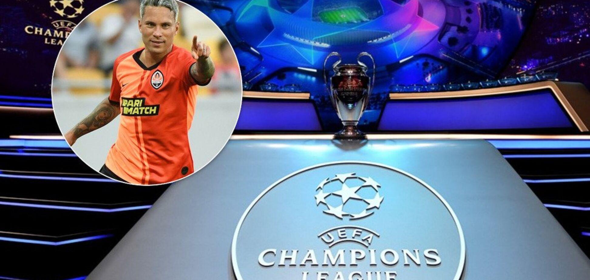 'Шахтер' узнал соперников по Лиге чемпионов