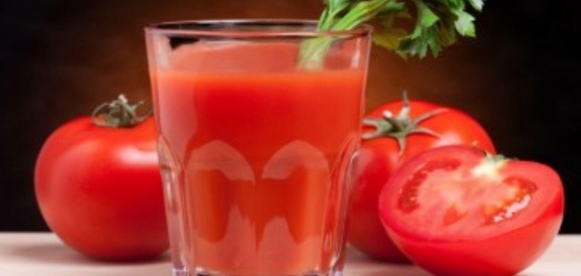 Рецепт лучшего томатного сока