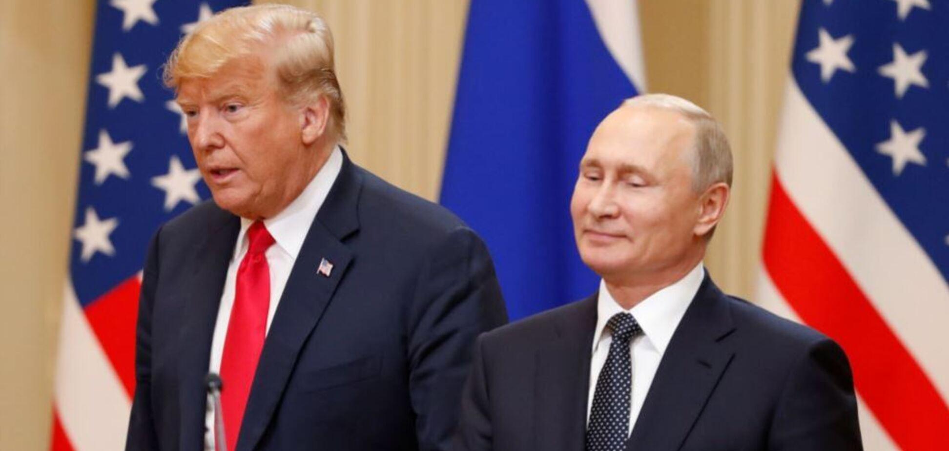 Дом в огне, но Путин потирает руки