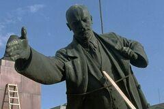 Металлолом за полмиллиона: под Днепром избавились от памятника Ленину