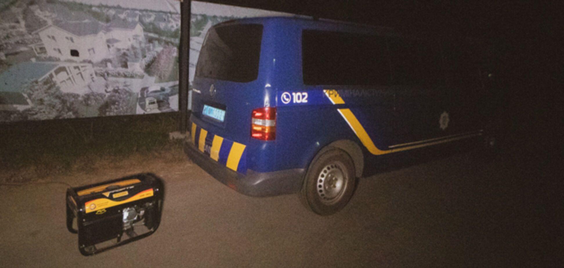 Ужасное убийство под Киевом