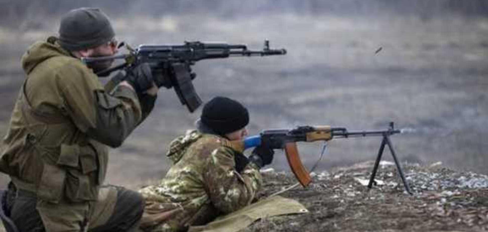 На Донбассе ликвидировали террористов 'ДНР'