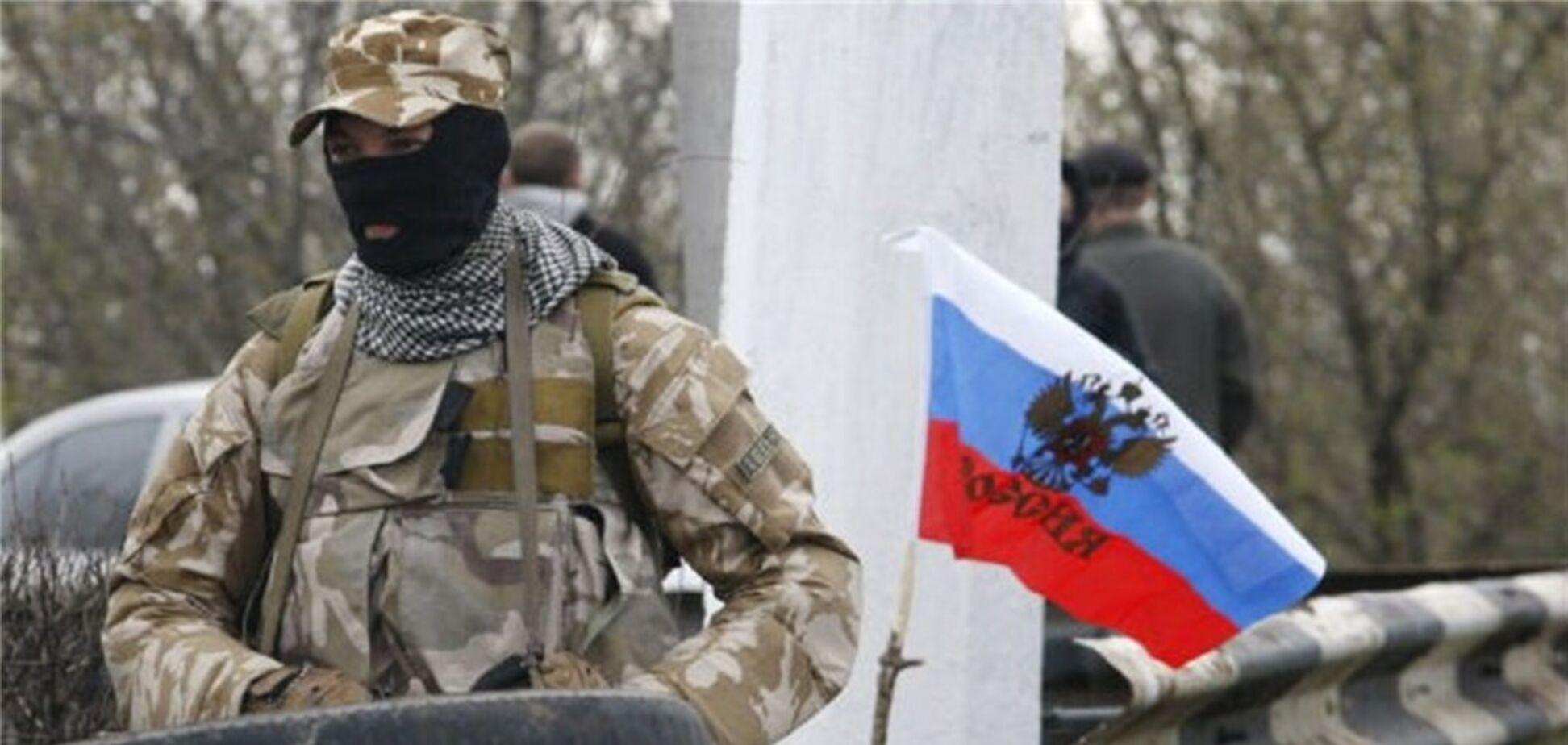 Терористи на Донбасі