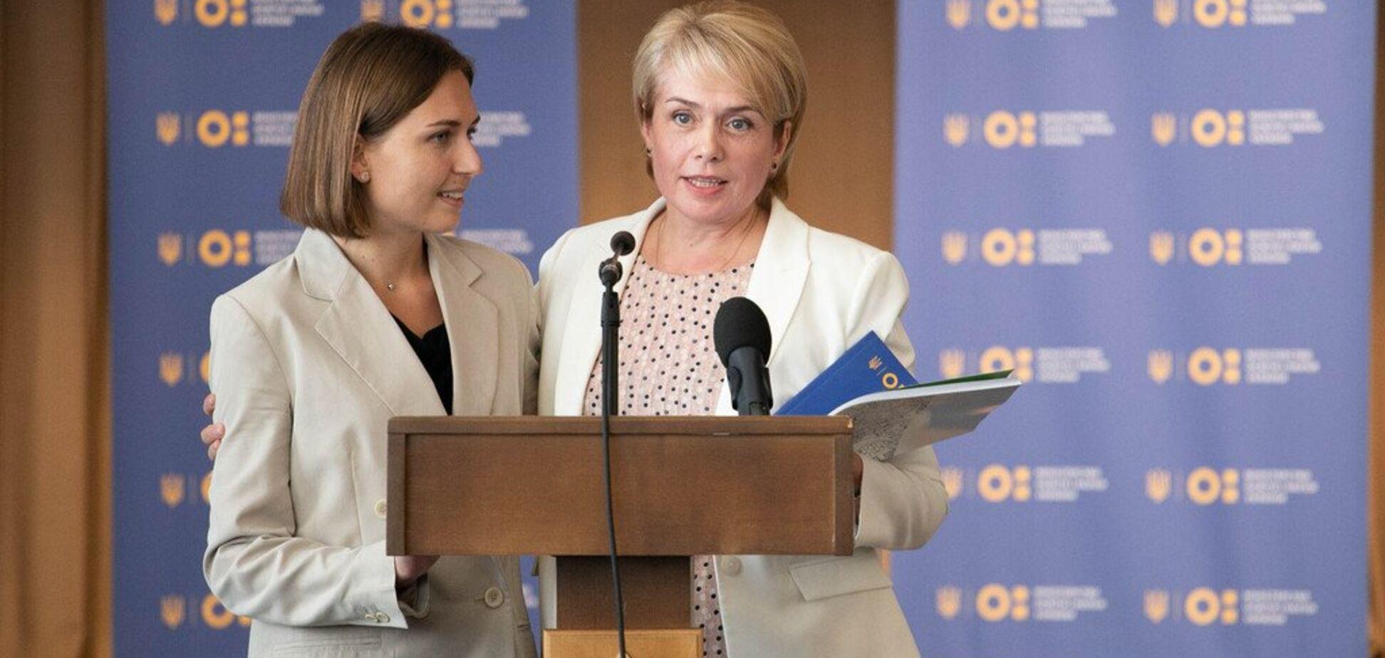 Гриневич официально передала власть новому министру образования