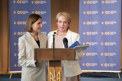 Гриневич офіційно передала владу новому міністру освіти