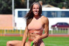 Українська легкоатлетка виграла 'Діамантову лігу'