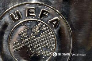 Дважды подряд: УЕФА оконфузился с Украиной и Россией