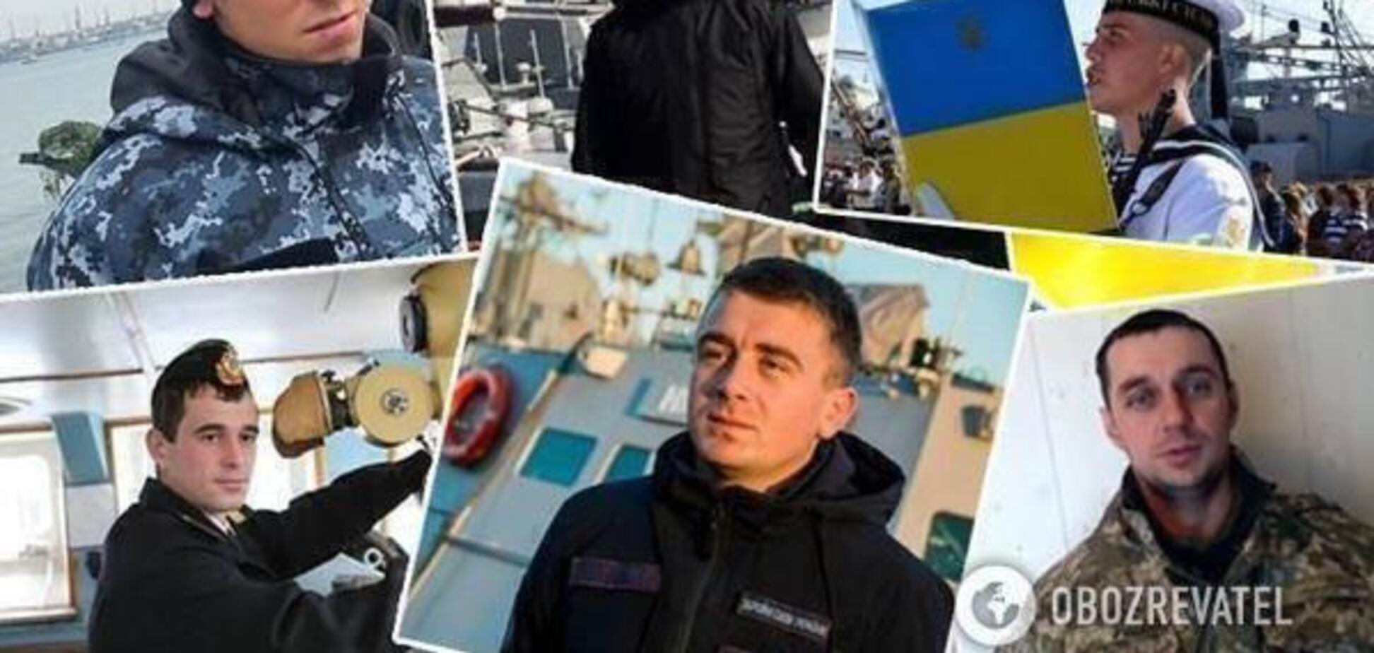 Сенцов и пленные моряки возвращаются в Украину