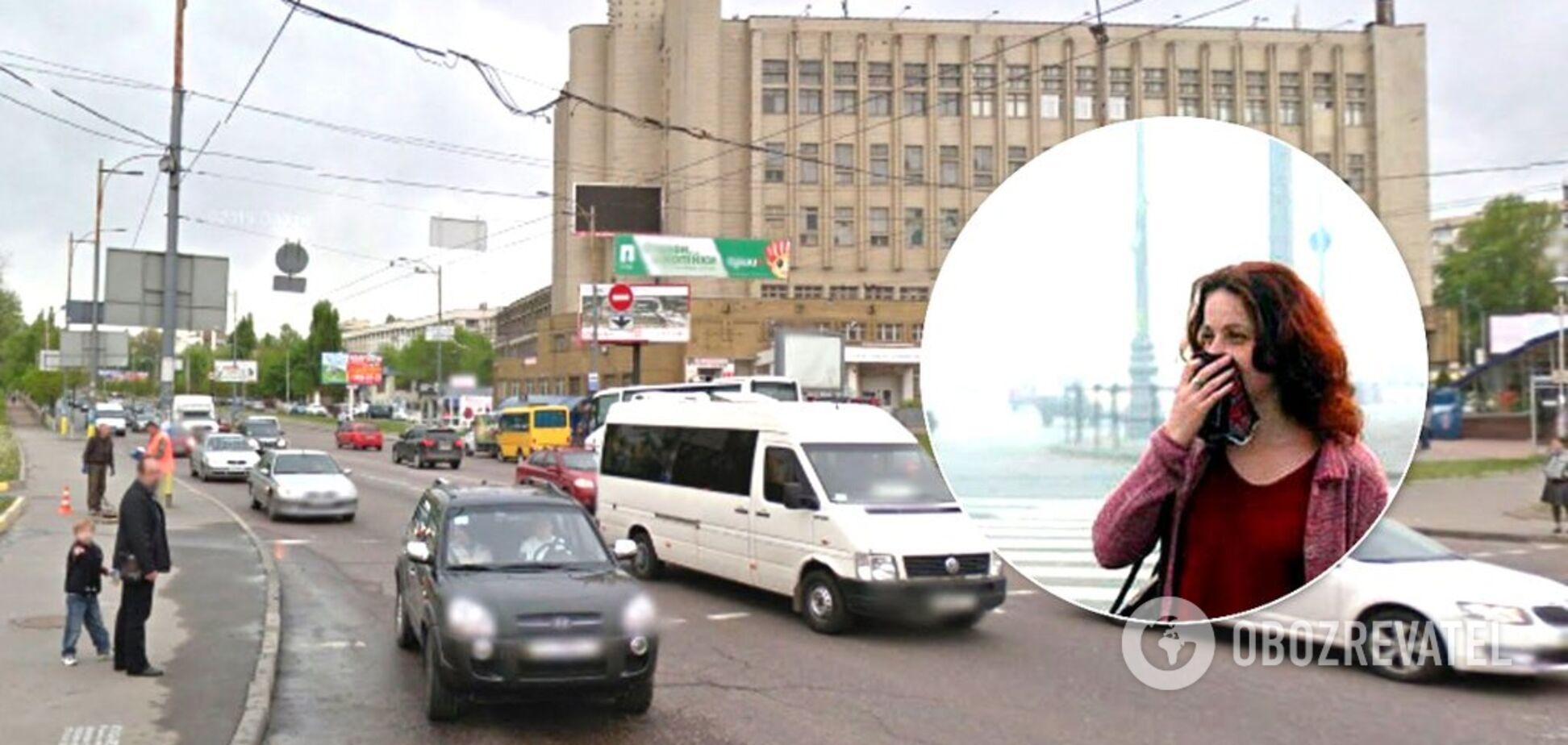 Гарь в Киеве