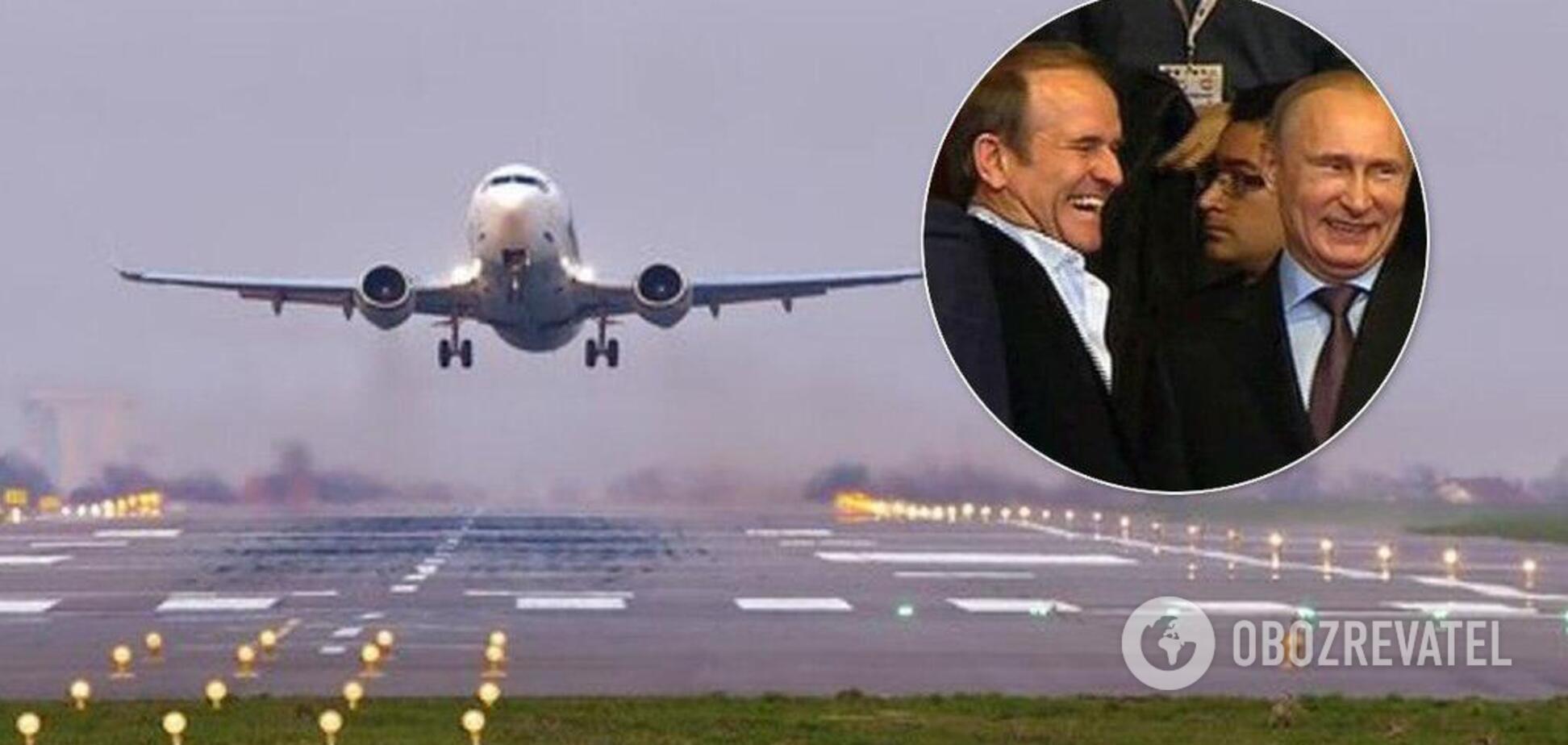 Кум Путіна вилетів до Москви — ЗМІ
