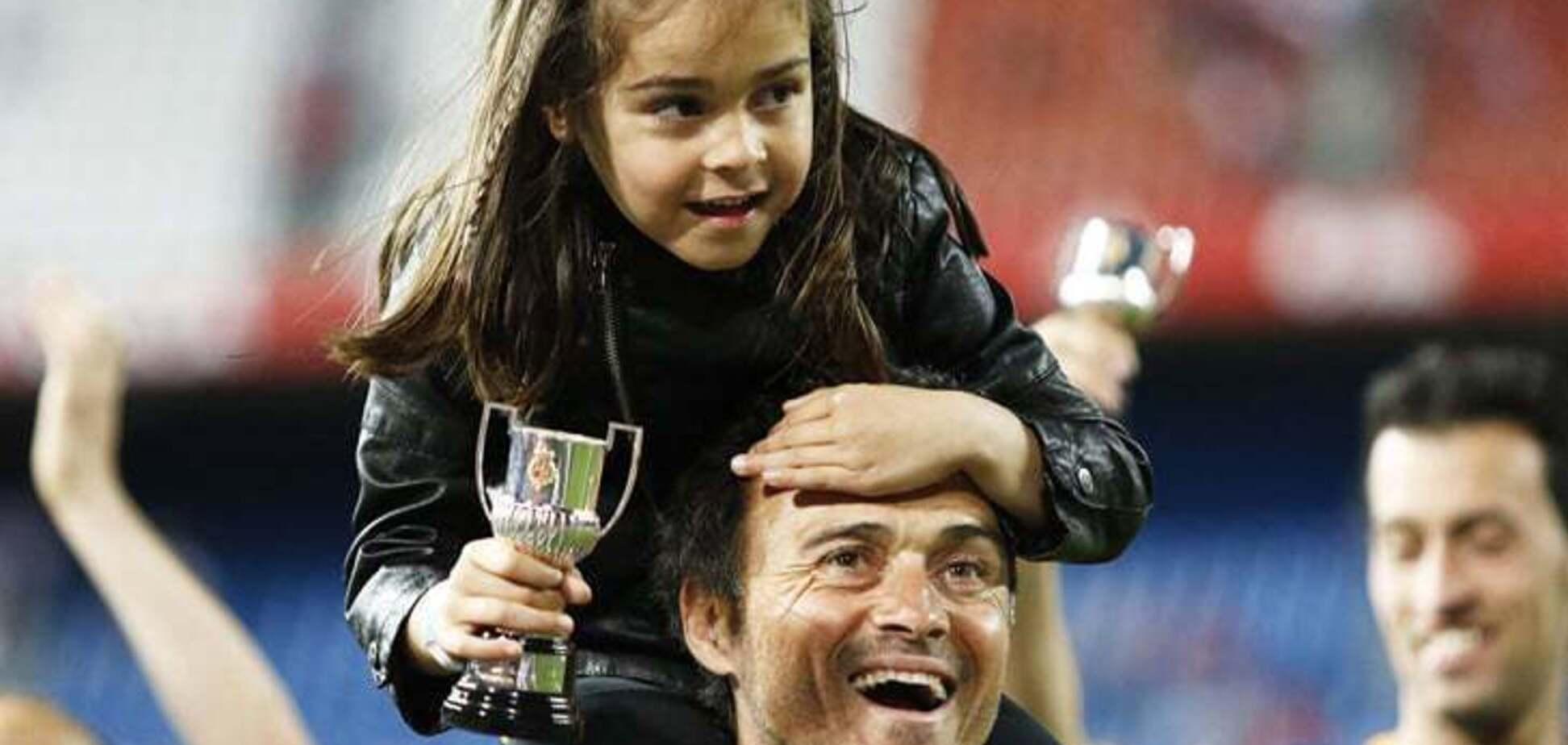 У легенди 'Барселони' померла 9-річна донька