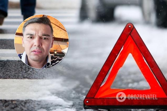 В Киеве водитель устроил смертельное ДТП и сбежал