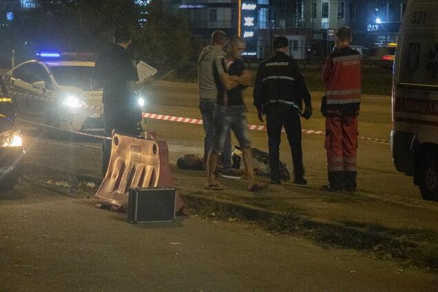 В Киеве зарезали таксиста