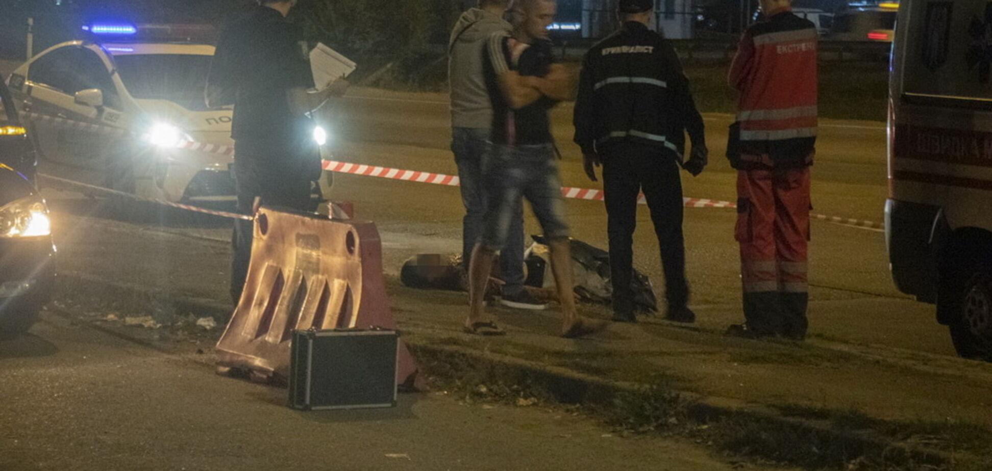 Воткнул нож в горло: в Киеве раскрыто убийство таксиста