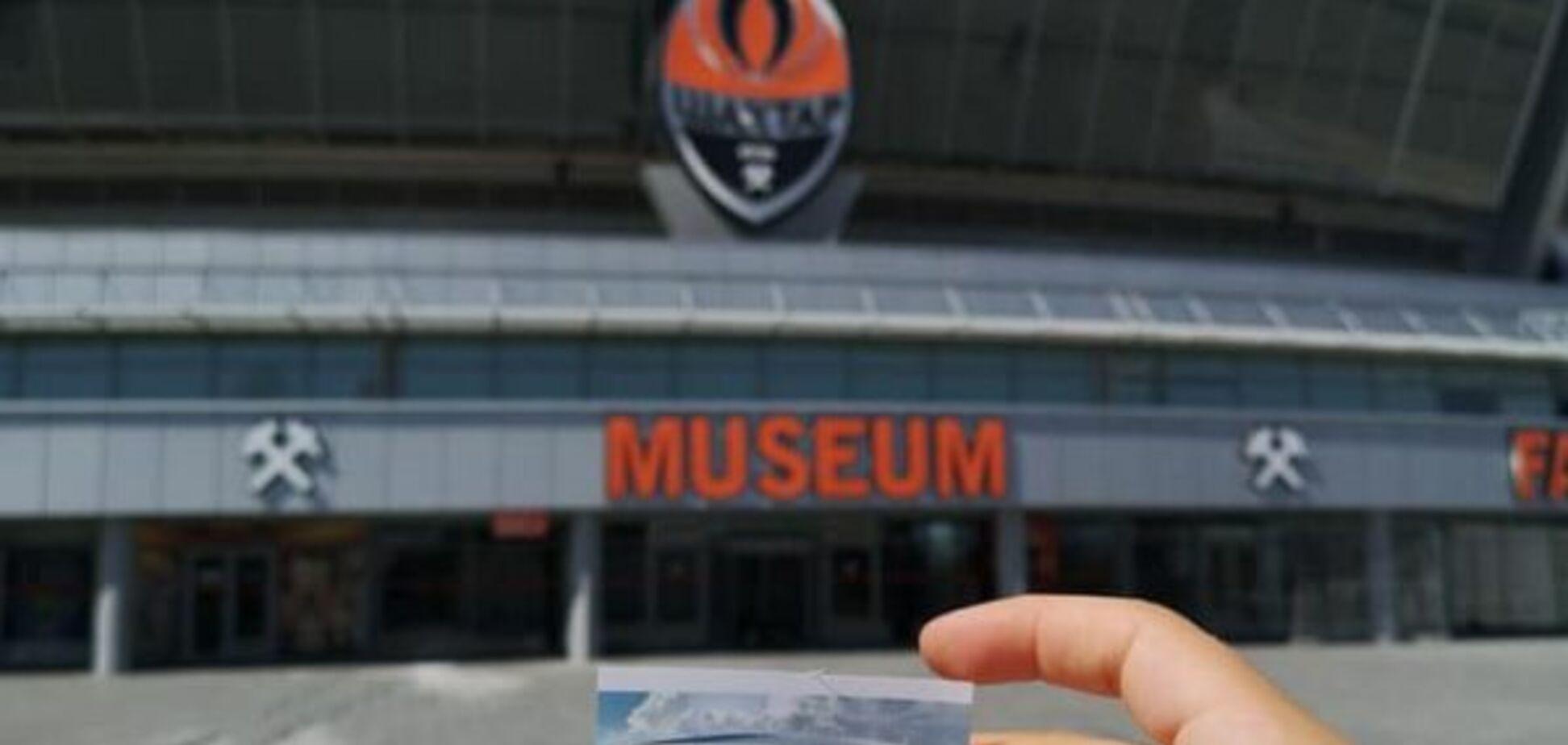 'Призрак': киевлянин посетил 'Донбасс Арену' и рассказал, как умирает стадион