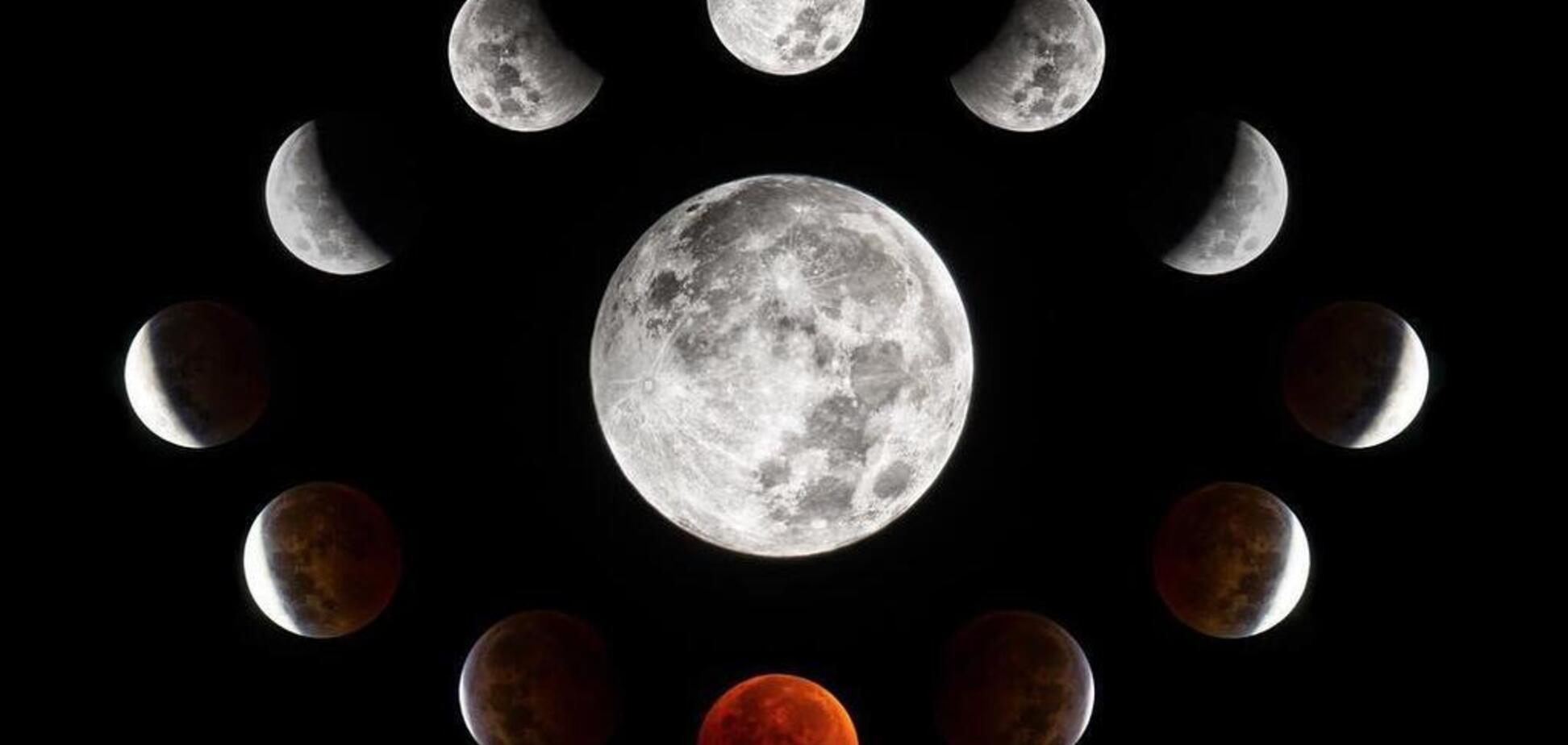 Фазы Луны и обряды на них в сентябре 2019 года